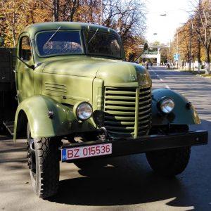 Zis 150 camion sovietic